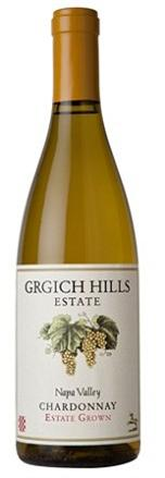 Grgich Hills Cellar Chardonnay Napa Valley
